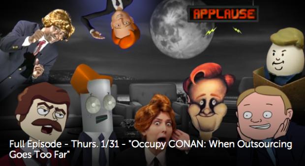 Occupy Conan